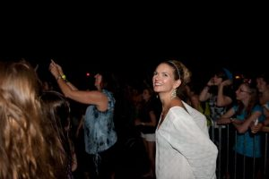 Even the moms get into the all ages shows - Copy