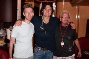 Paul, Joe Nichols and Beau