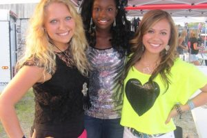 Savannah Phillips Coco Jones Amber Lily
