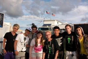 Talented Up and Coming Group IM5